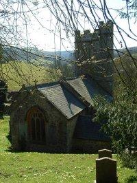 aisholt churchyard